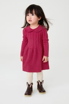 Oatmeal Cable Tights