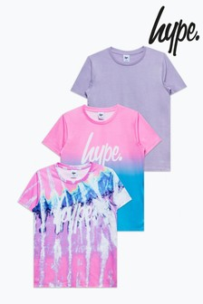 Hype. Printed T-Shirts 3 Pack