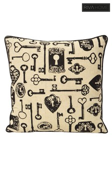 Keys Cushion by Riva Home