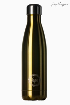 Hype Gold Metal Reusable Bottle