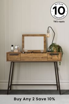 Bronx Metal Dressing Table