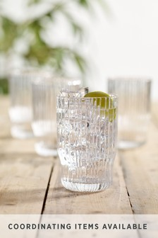 Malvern Set of 4 Tumbler Glasses