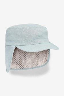 Teal Legion Hat (0mths-2yrs)