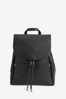 Black Smart Casual Rucksack