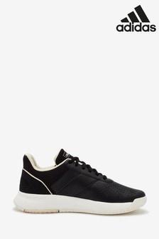 adidas Train Black/Gold Courtsmash Trainers