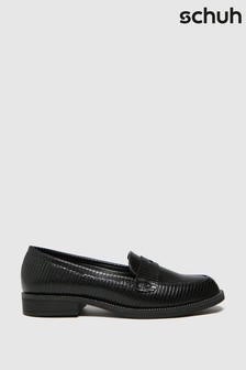 Schuh Lucy Stud Detail Loafers