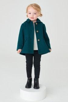 Teal Formal Coat (3mths-7yrs)