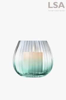 LSA International Dusk Lantern Glass