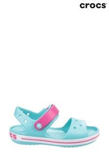 Crocs™ Blue Crocband™ Kids Sandals