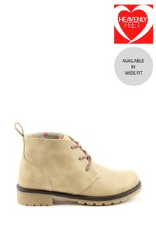 Heavenly Feet Tilley Casual Ankle Boots