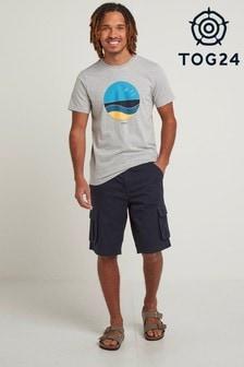 Tog 24 Blue Farrow Mens Cargo Shorts