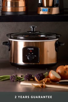 Copper Slow Cooker
