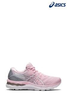 Asics Pink Nimbus 23 Trainers