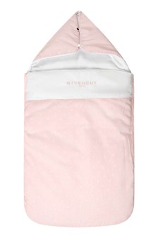 Pink Cotton Baby Nest