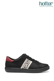Hotter Animal Switch Lace-Up Pump Shoes