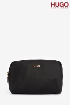 HUGO Black Megan Vanity Bag