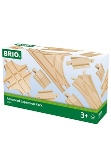 BRIO World Railway Track Expansion Pack Advanced