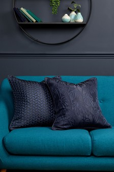 2 Pack Jacquard Cushion Covers