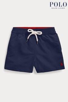 Ralph Lauren Navy Swim Shorts