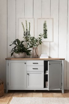 Newhaven Painted Large Sideboard