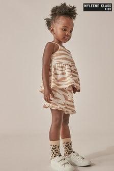 Myleene Klass Kids Top And Shorts Set