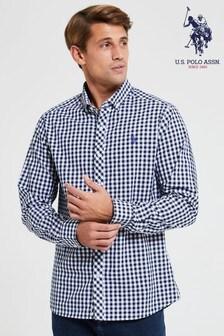 U.S Polo Assn. Gingham Shirt