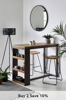 Bronx Storage Bar Table
