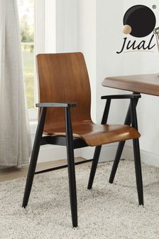 Walnut  San Francisco Chair by Jual