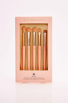 Set of 5 NX Eyeshadow Brushes
