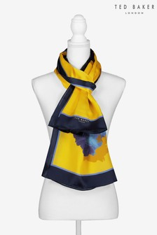 Ted Baker Mmeti Modernity Long Silk Scarf