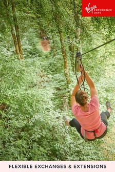 Tree Top Adventure For Two With Go Ape Gift Experience by Virgin Experience Days