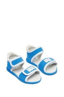 Baby Boys Blue Delta Sandals