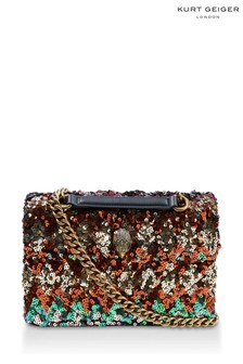Kurt Geiger London Sequins Kensington Bag