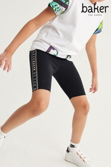 Baker by Ted Baker Black Cycle Shorts