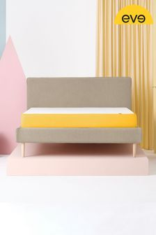 Oat Tailored Bed Frame By Eve