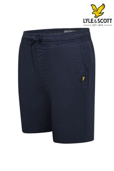 Lyle & Scott Elasticated Waistband Shorts