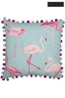 Flamingo Cushion by Riva Home