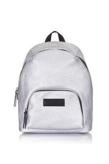 Silver Mini Elwood Backpack