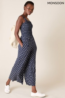 Monsoon Printed Jumpsuit
