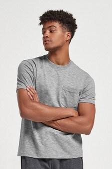 Charcoal Slub T-Shirt