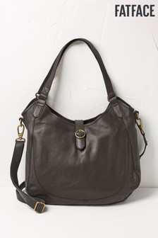 FatFace Black Holly Shoulder Bag