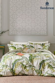 Sanderson Palm House Oxford Pillowcase