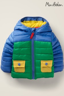 Boden Yellow Cosy Padded Jacket