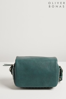 Oliver Bonas Gianna Studded Crossbody Bag