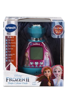 VTech Disney™ Frozen 2 Magic Colour Clock 520603