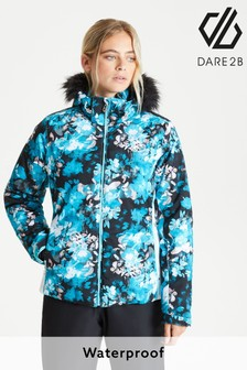 Dare 2b Blue Province Waterproof Ski Jacket
