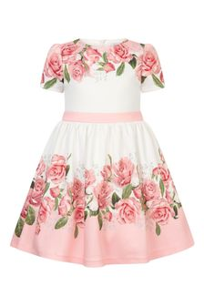 Patachou Girls Pink Dress
