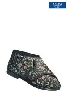 GBS Black Bella Slippers