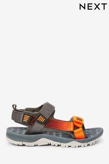 Grey Tape Trekker Sandals (Older)