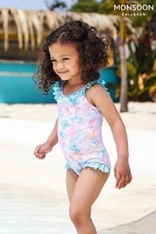 Monsoon S.E.W Baby Dinah Shimmer Swimsuit